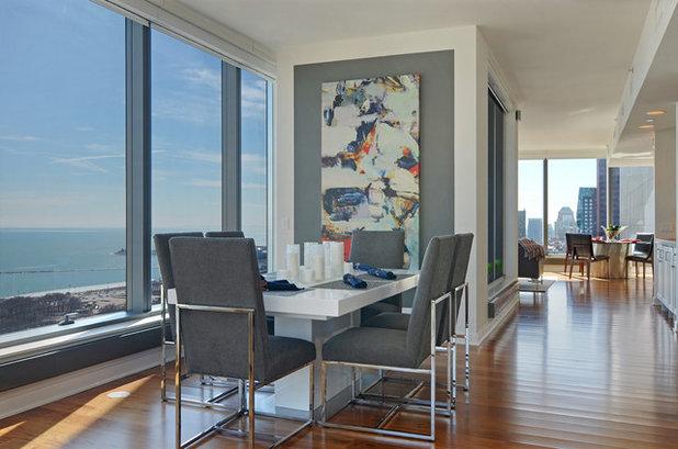 8 buoni motivi per acquistare un quadro astratto - Quadri per sala da pranzo ...