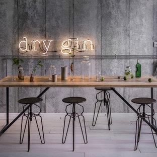 Urban Industrial Kitchen