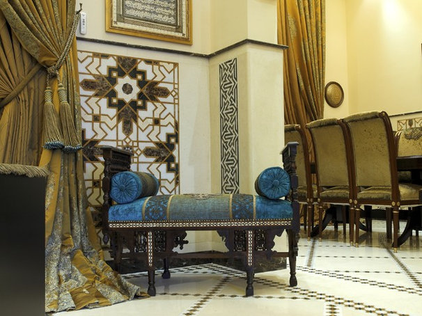Mediterranean Dining Room utopia projects