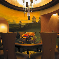 Asian Dining Room utopia projects