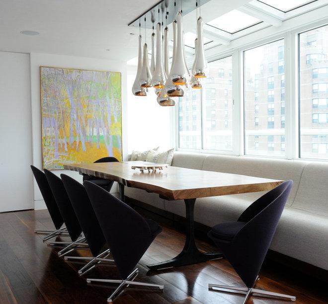 Modern Dining Room by Tori Golub Interior Design