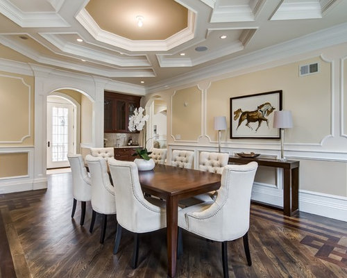 Houzz | 50+ Best Traditional Dining Room Pictures - Traditional ...