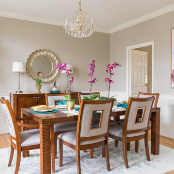 Vacant Home Staging in Chesterfield
