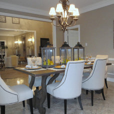 Traditional Dining Room by Autumn Dunn Interiors, CID, ASP