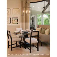 Traditional Dining Room by Beasley & Henley Interior Design