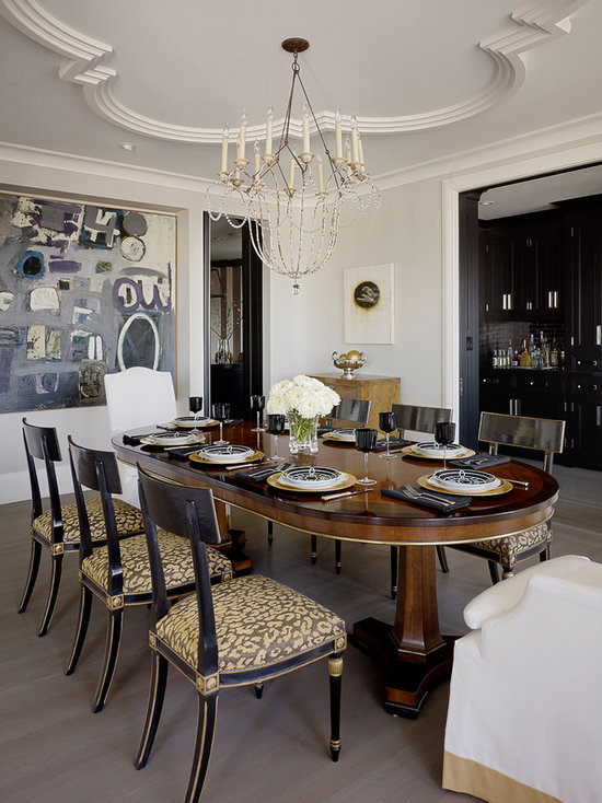gold dining chair   houzz