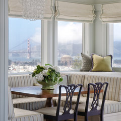 traditional family room by Sutro Architects