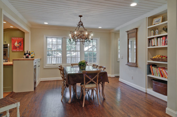Traditional Dining Room by The Kingston Group - Remodeling Specialists
