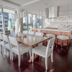 Vancouver Luxury Condo Bespoke Furniture