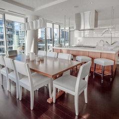 Vancouver Luxury Condo Bespoke Furniture