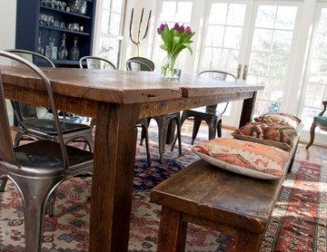 VANDERBILT HARVEST TABLE