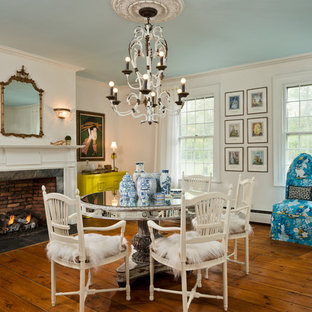75 Beautiful Eclectic Dining Room Pictures U0026 Ideas | Houzz