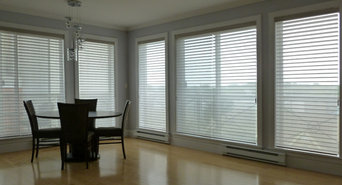 Halifax NS Drapery And Window Treatment Professionals