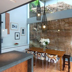 Hood House Contemporary Dining Room Sydney By