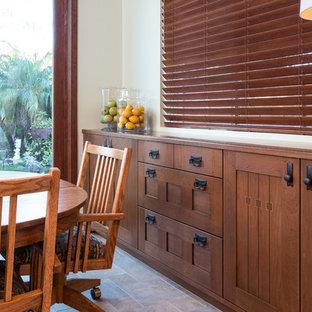 Ventura Arts & Crafts Kitchen