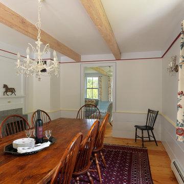 Vermont Farmhouse Remodel
