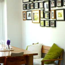 Eclectic Dining Room by sarah & bendrix