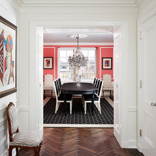 Traditional Dining Room by Welch Forsman Associates