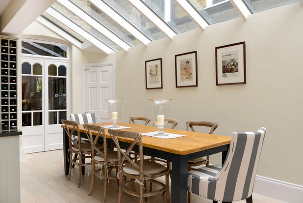 Victorian Dining Room by Ruth Noble Interiors