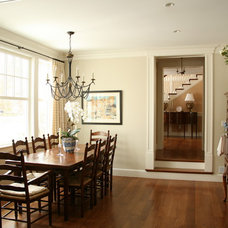 Traditional Dining Room by OLSON LEWIS + Architects