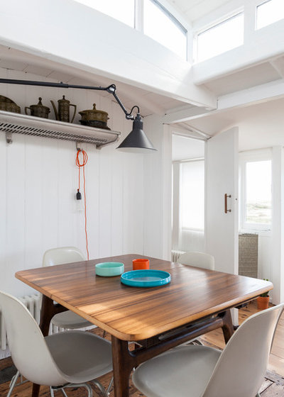 Scandinavian Dining Room by Chris Snook