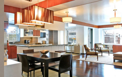 How to Use Color With an Open Floor Plan