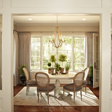 Traditional Dining Room by VanBrouck & Associates, Inc.
