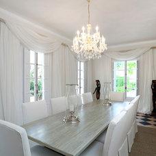 Traditional Dining Room by Originals Interiors, Interior Design Studio