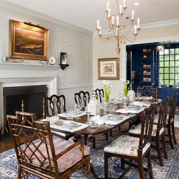 Villanova Residence - dining room
