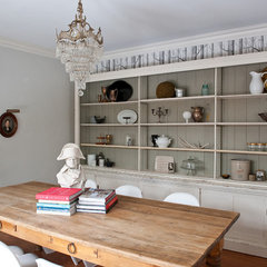 eclectic dining room by Emily McCall