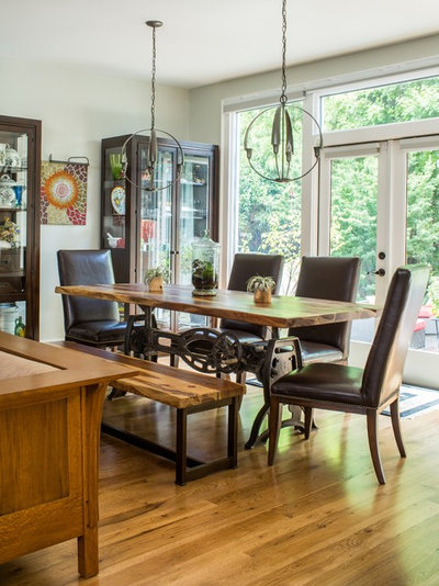 Dining Room by Alair Homes Decatur