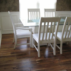 Traditional Dining Room by Lumber Liquidators