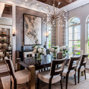 Vistas at Water's Edge - Brookhaven Model Dining Room