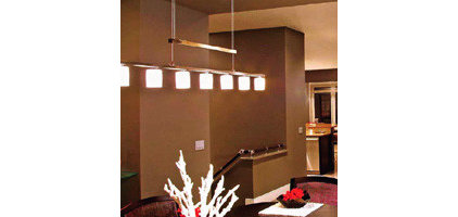 Dining Room by WAC Lighting