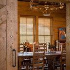 Farmhouse Hall Farmhouse Dining Room Philadelphia