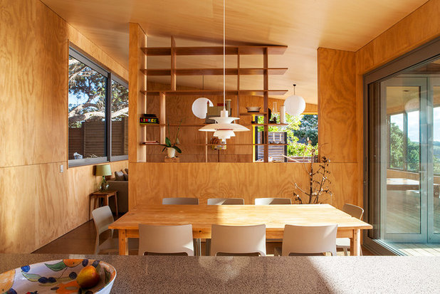 Contemporary Dining Room by Box™ Design & Build