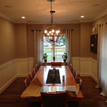 Wainscoting Accent