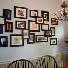 Dining Room wall grouping