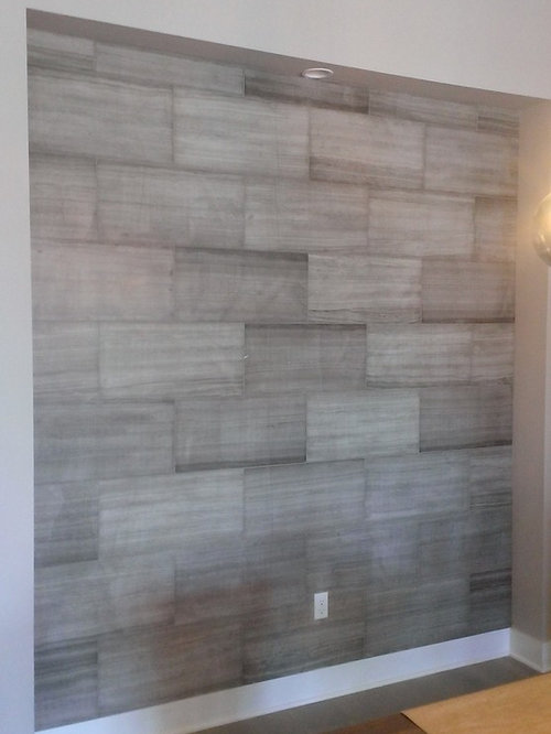 "WALL - INTERIOR Wall - Dinning Room Wall 12"" x 24"" Marble Tile"