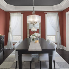 Modern Dining Room by SUNNY SOUTH PAINT & DECOR