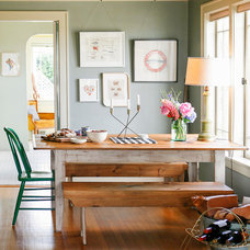 Eclectic Dining Room by Homepolish