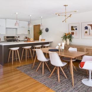 Kitchen And Living Room Combination Ideas Photos Houzz