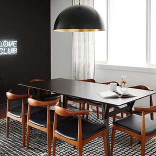 75 Most Popular Contemporary Dining Room Design Ideas For 2019   Stylish Contemporary  Dining Room Remodeling Pictures | Houzz