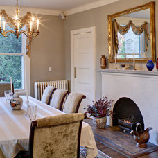 Traditional Dining Room by Hofmann Design Build, Inc.