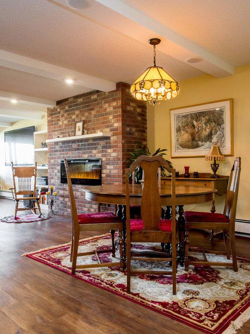 Small Open Plan Dining Room Design Ideas Renovations