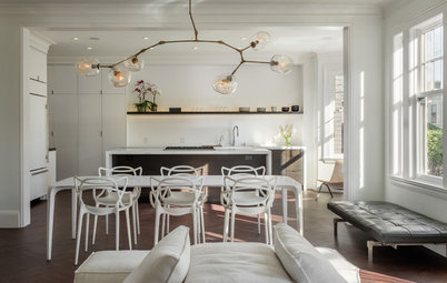 Houzz Tours: Parisian Modern Style for a San Francisco Flat