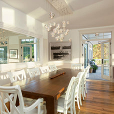 Traditional Dining Room by jodi foster design + planning