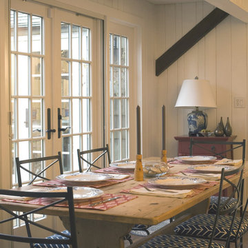 Watermill Dining Area