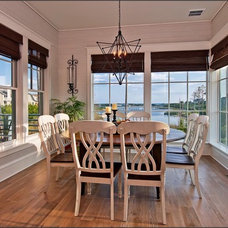 Traditional Dining Room by Daniel M Martin, Architect LLC