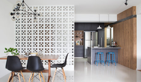 15 Ways to Create Separation in an Open-plan Room